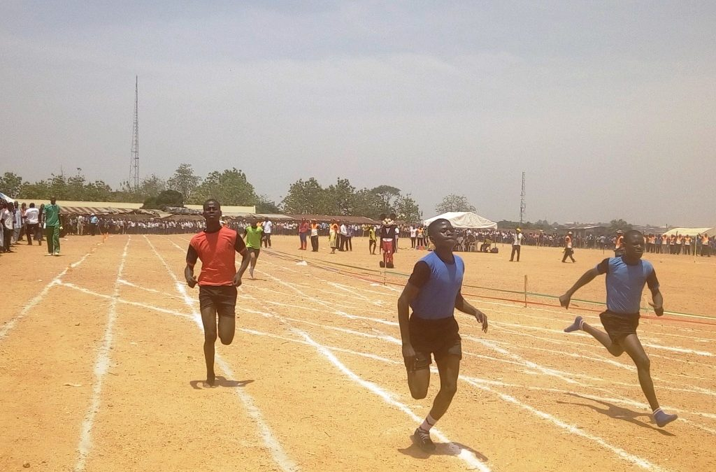 20 YEARS AFTER, LAGELU GRAMMAR SCHOOL HELD 2017 INTER-HOUSE SPORTS COMPETITION